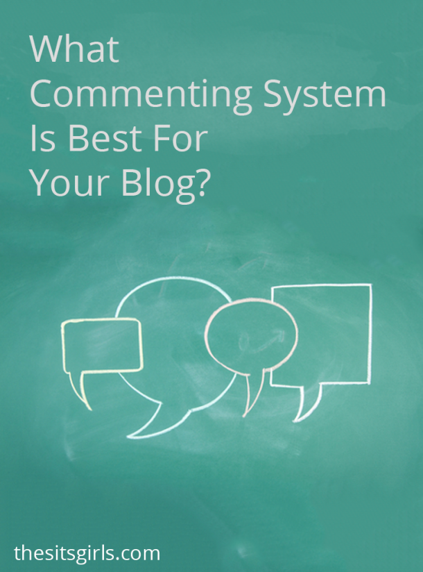 Blog Tips | What commenting system are you using on your blog? Click through for a look at the pros and cons of several popular systems and a checklist to help you find the perfect platform for your blog's comments.