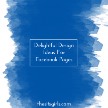 12 Delightful Design Ideas For Facebook Page Cover Photos