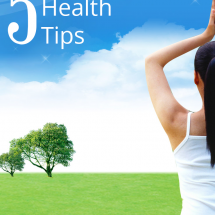 5 Easy Health Tips Bloggers Can Incorporate Into Their Life