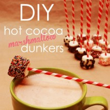DIY Hot Cocoa Dunkers: Fun, Easy & Perfect for Kids!