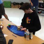 Rubix Cube World Record Holder