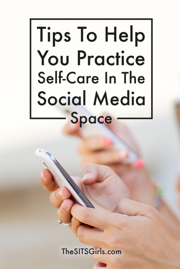 Social media can be amazing, but it can also bring you down. Use these tips to practice self-care in the social media space.