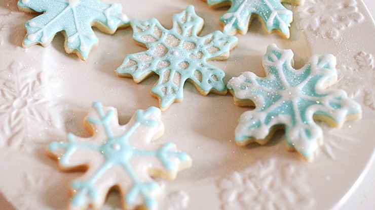 how to make sugar cookie icing with powdered sugar