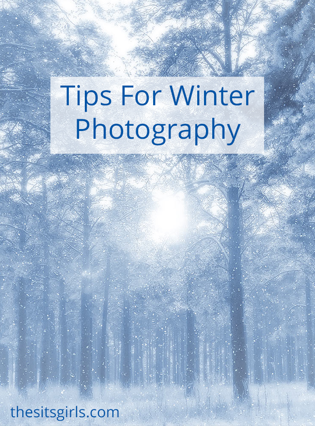 Photography Tips | Three simple tips to help you master winter photography.