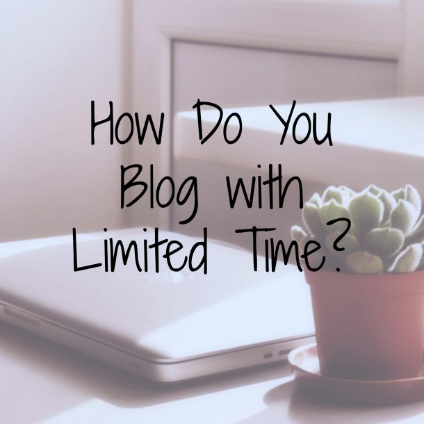 How Do You Blog?