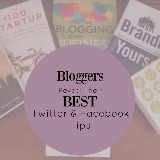 Twitter & Facebook tips