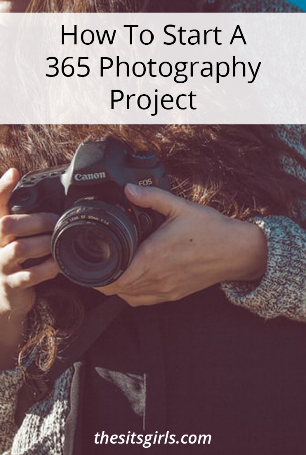 Jumpstart your creativity and your photography skills by participating in a 365 Photography Project. Great photography tips to help you start today!
