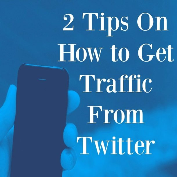 traffic from twitter