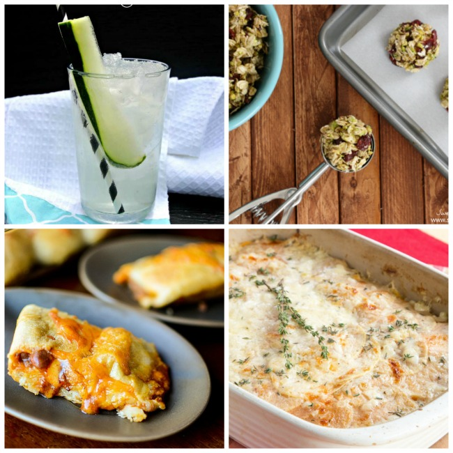 Link up your favorite recipe or craft!