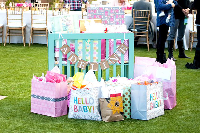 adeline crib gift shower