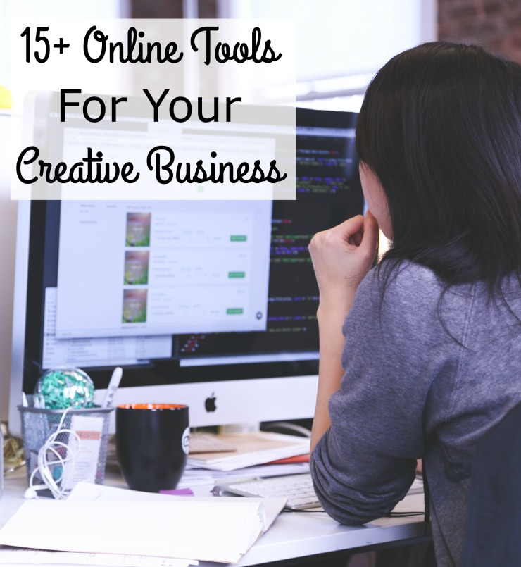Whether you are a seasoned professional or just getting your foot in the door, these 15+ online tools will help you to build a website and blog, sell your products, and stay organized!