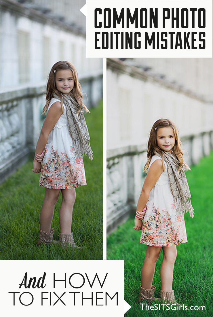 Photography Tips   3 common photo editing mistakes, and what you need to do to fix them.