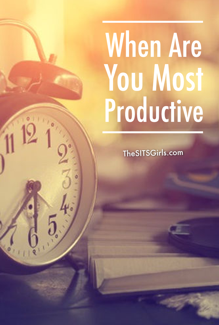 It is possible to have a productive day every day and stick to a schedule that works. Find out when you have the most productivity and use that time. These tips will help.