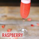 Raspberry Fizz Cocktail