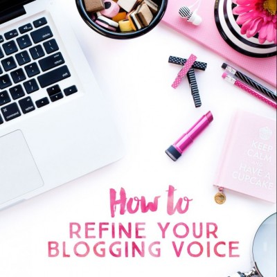 How to Refine Your Blogging Voice
