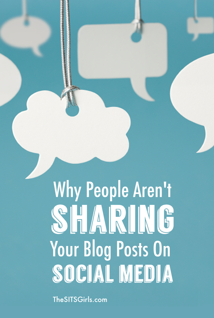 Blog Tips | Are you hearing crickets on your blog? Not getting any shares on social media? Use these tips to create share-worthy posts.
