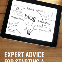 Expert Advice For Starting A New Blog