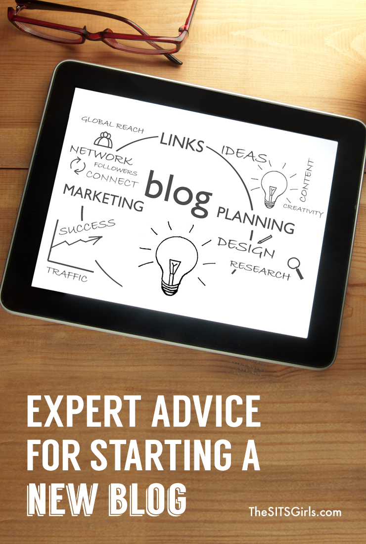 Blog Tips | Expert advice for starting a new blog. Follow these simple steps to get your blog up and running!