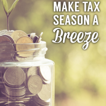 3 Tax Tips For Bloggers To Make Tax Season A Breeze
