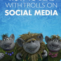 Social Media Tips | Learn how to deal with trolls on your blog and social media.