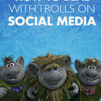 8 Ways to Deal with Social Media Trolls