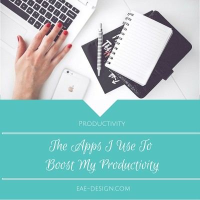 The 10 Apps I Use to Boost My Productivity