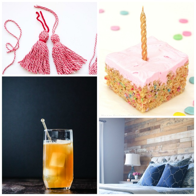 Share your best craft or recipe post with the community at The SITS Girls.