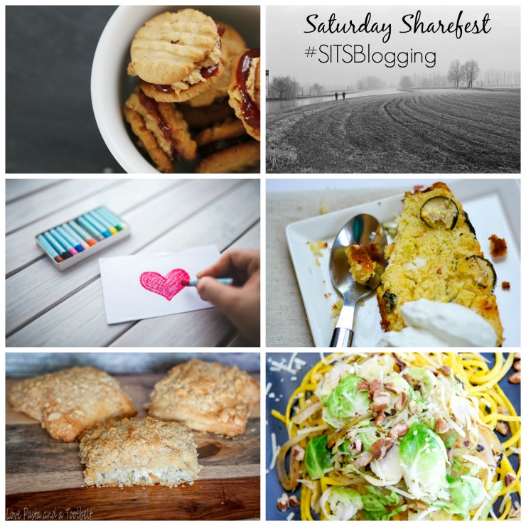 Link up to our Saturday Sharefest!