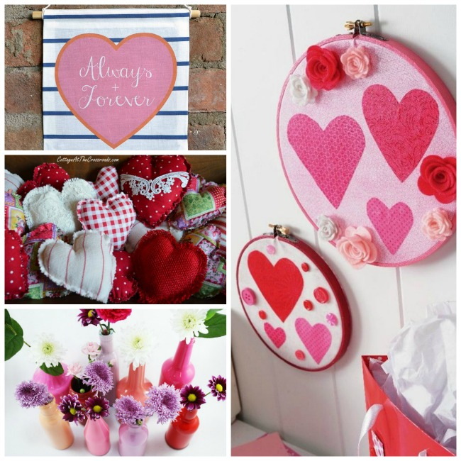 Valentine's Day ideas for fun crafts