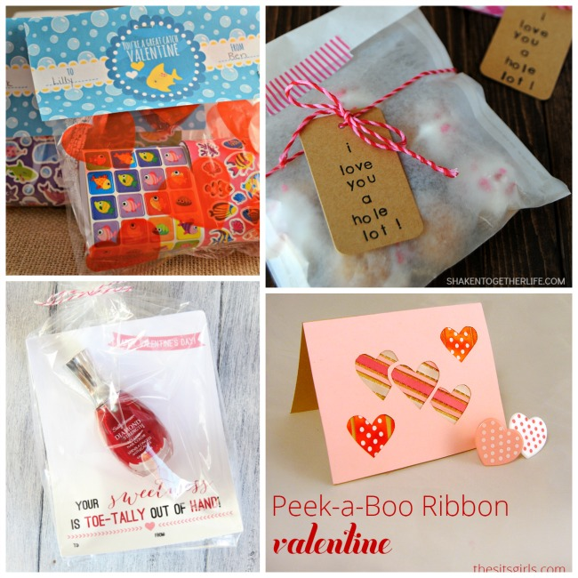 DIY Valentines and printable Valentine Cards.