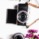 Master flat lay photography. Great photo tips for your blog or Instagram account.