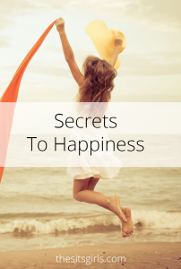 What are the secrets to happiness? Click through for seven of them - big and small changes you can begin making in your life to chase out the darkness. Plus one big bonus secret you can use today!
