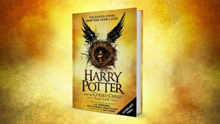 New Harry Potter Book | The Cursed Child Parts I & II