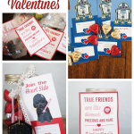 Free Printable Valentine's Day Cards   Star Wars Printables