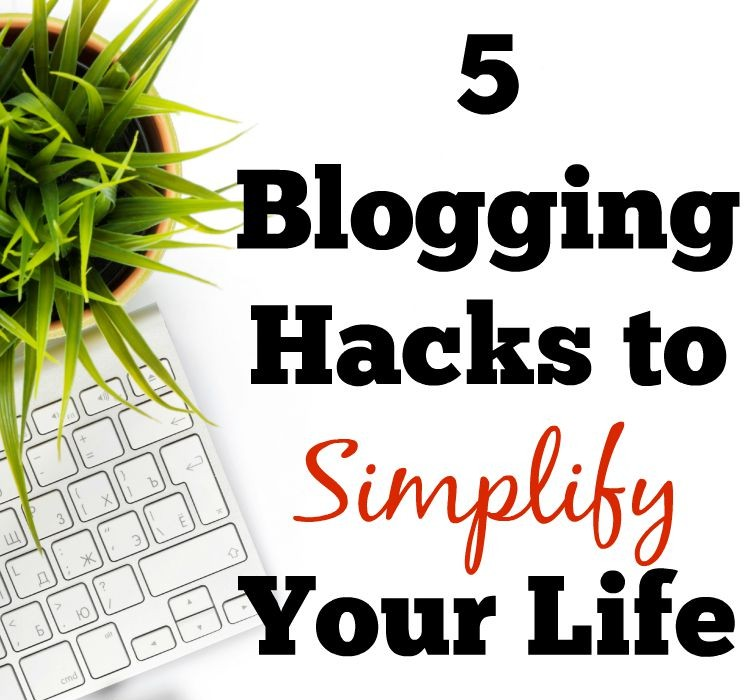 blogging hacks