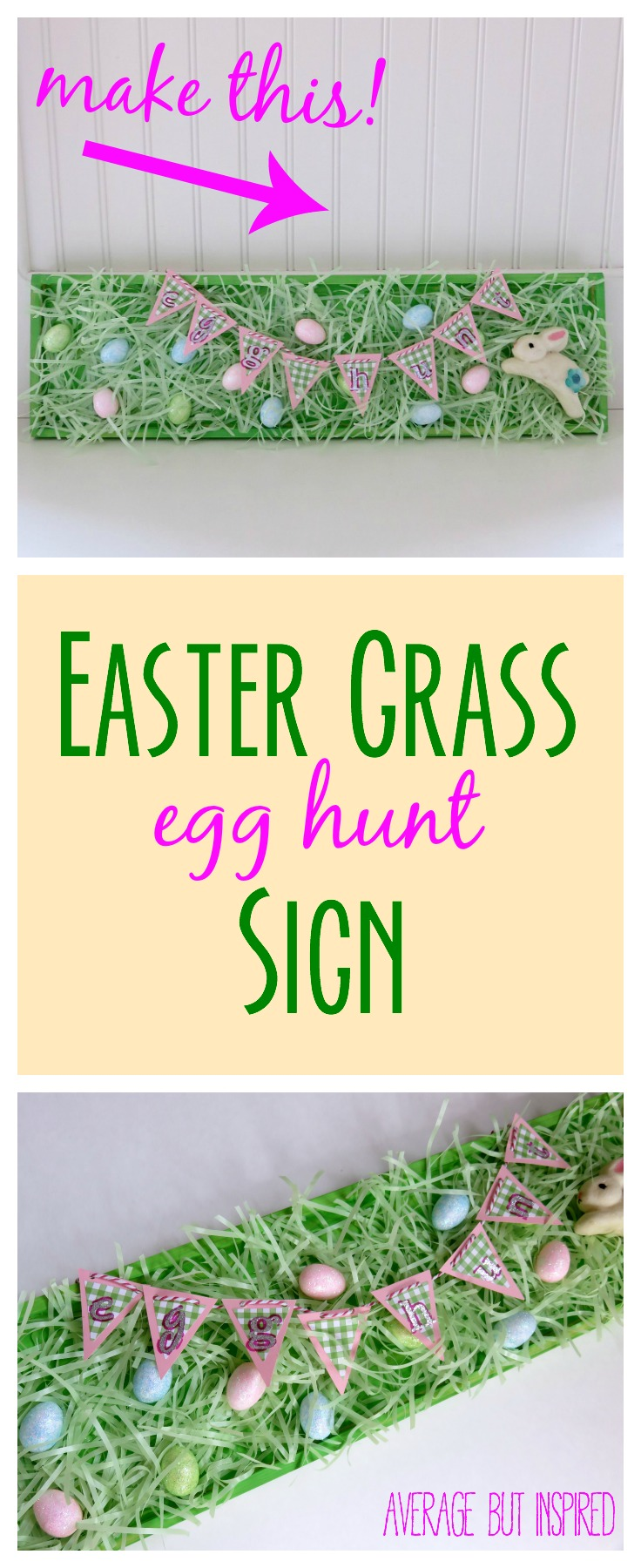 Easter-Grass-Egg-Hung-Sign avergae inspired