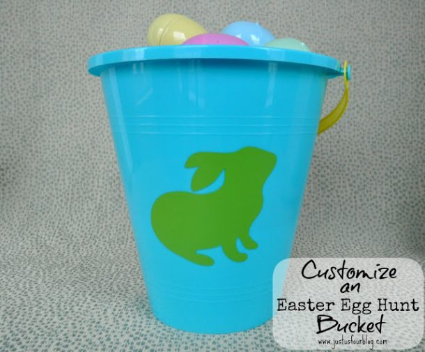 Every kid needs a basket for Easter!