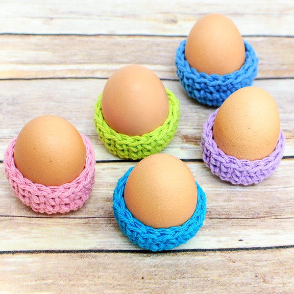 Give those eggs something to rest in!