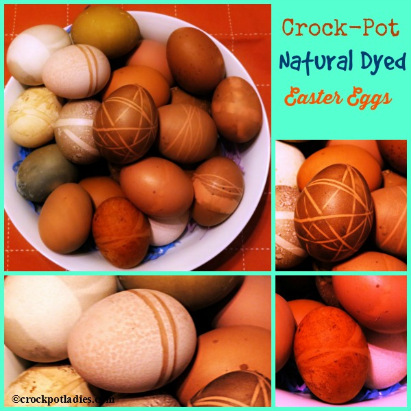 This is a great way to dye a large batch of eggs!