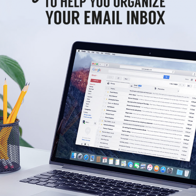 How To Set Up An Organized Email Inbox