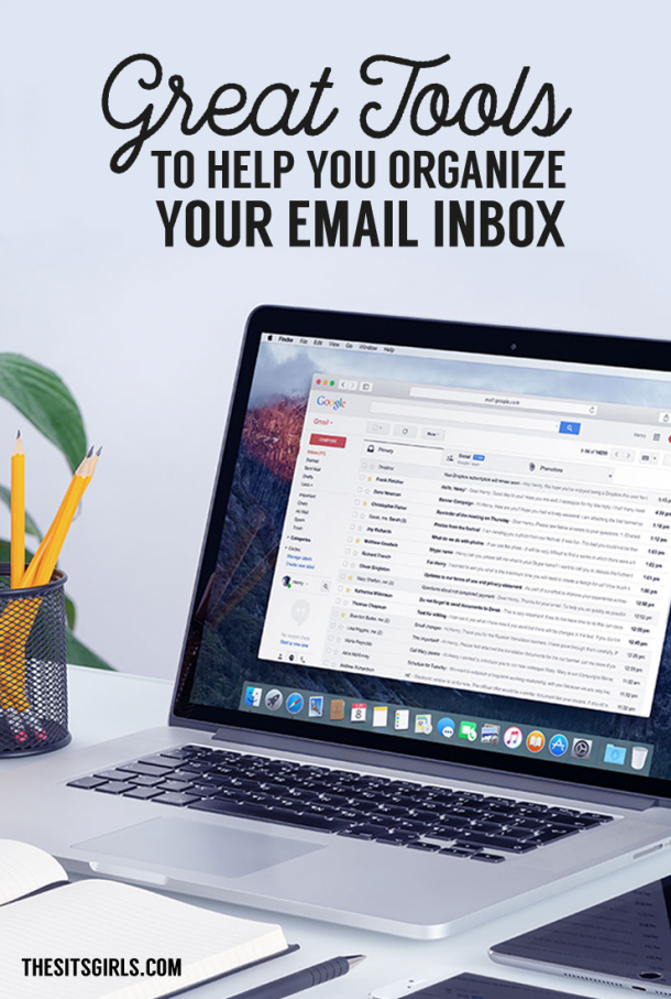 Tips For An Organized Email Inbox