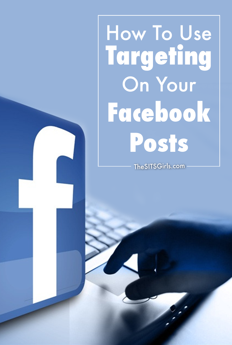 A great way to get the posts on your Facebook page seen by the audience you want to reach is to use Facebook Targeting. You can do this for free, without paying to boost your post. | Social Media Tips