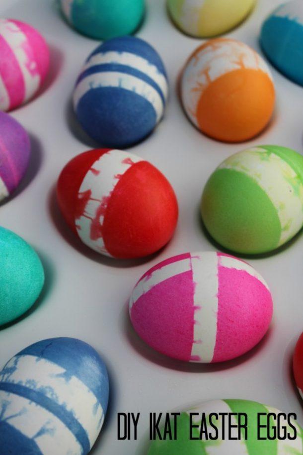 ikat eggs
