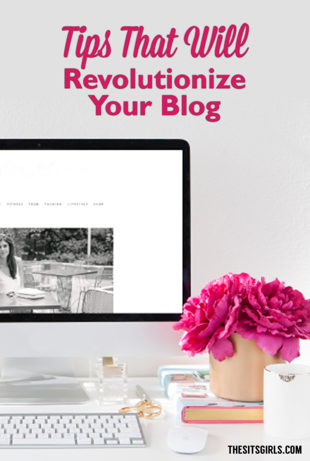 Little steps can completely change your blog. Get inspired by these blog tips to take your blog in the direction you want it to go.