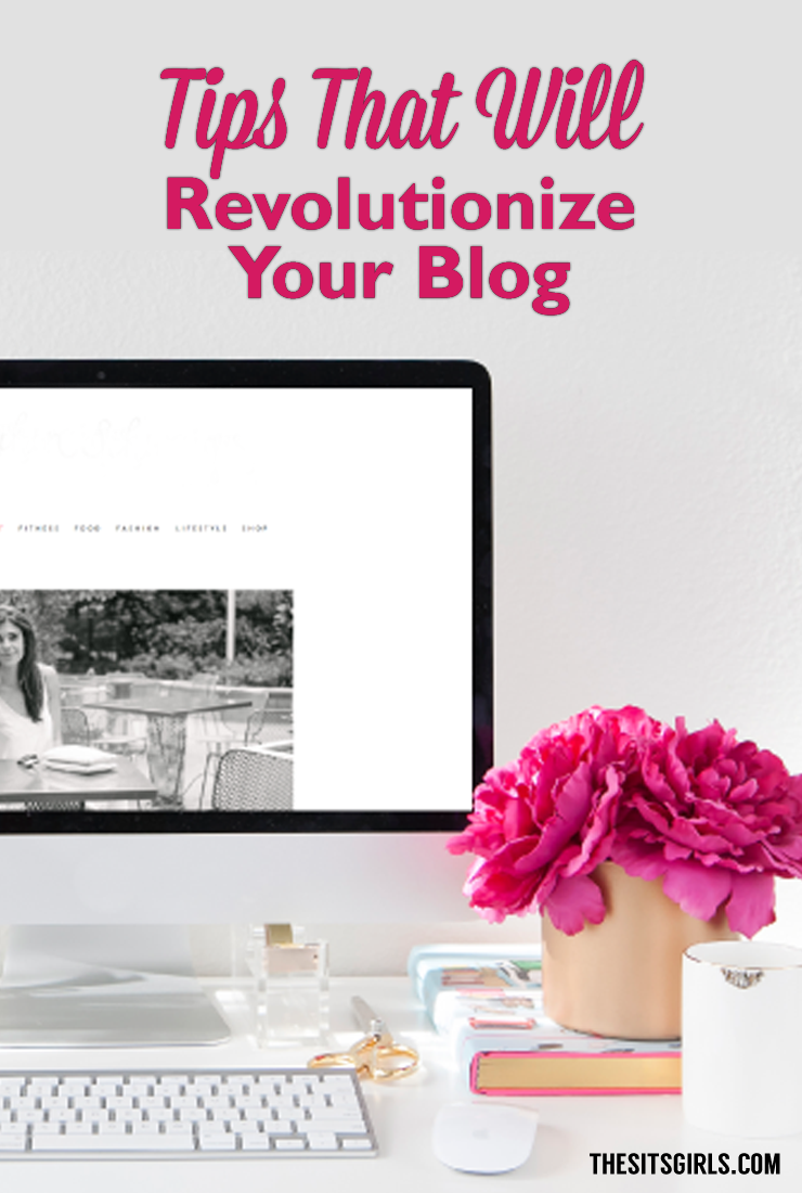 Little steps can completely change your blog. Get inspired to take your blog in the direction you want it to go and revolutionize your blog.