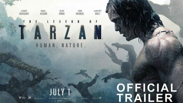 Legend Of Tarzan 2016