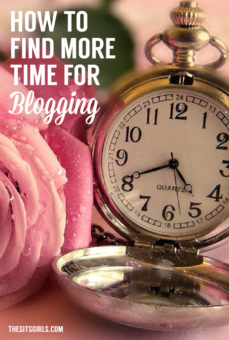 Do you feel like you never have enough time to blog? These tips will help you find the time you need as well as some work-life balance.