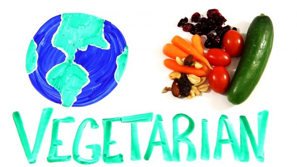 What If The Whole World Went Vegetarian?