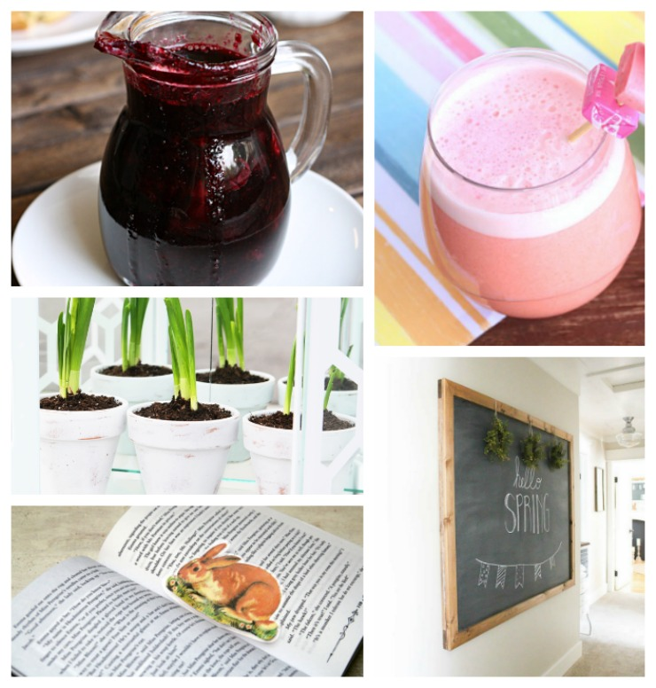 Link up your favorite DIY with us!