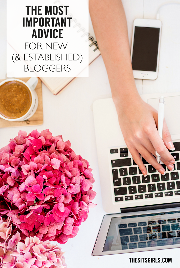 Important Advice For New Bloggers